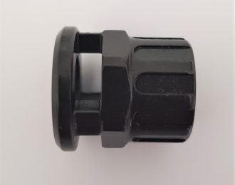 Wyssen Defence Pistol Micro Comp mit Gewinde 1/2-28