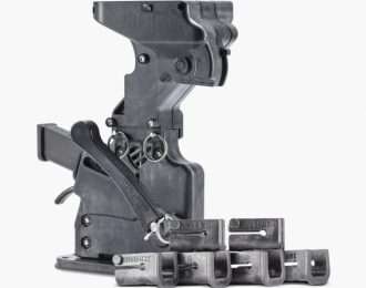Magpump 9mm Magazin Lademaschine