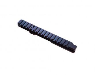 WYSSEN DEFENCE K31 ZF Montage, schwarz