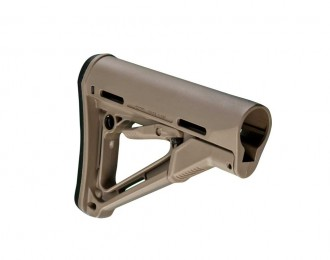 Magpul CTR Carbine Schaft, Mil-Spec, FDE