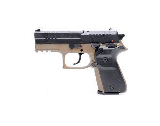 Pistole Arex REX zero 1 CP, Kaliber 9x19mm, flat dark earth