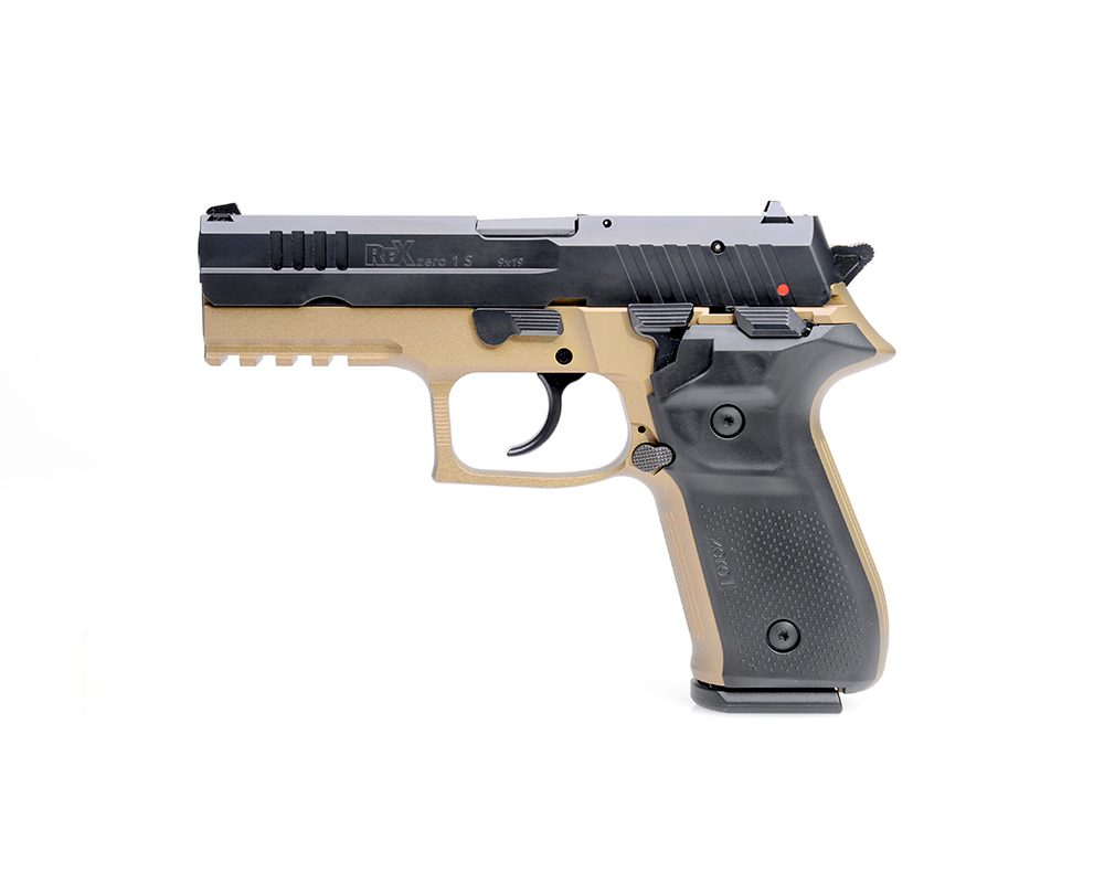 Rex zero 1 S fde, flat dark earth
