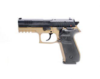 Pistole Arex REX zero 1 S, Kaliber 9x19mm, flat dark earth