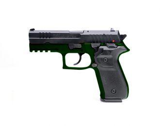 Pistole Arex REX zero 1 S, Kaliber 9x19mm, olive drab