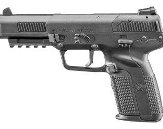 Pistole, FN, FIVE SEVEN , Kaliber 5.7x28mm, schwarz
