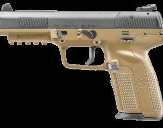 Pistole, FN, FIVE SEVEN , Kaliber 5.7x28mm, FDE