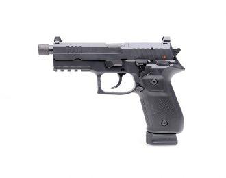 Pistole Arex REX zero 1 T (Tactical), Kaliber 9x19mm, schwarz