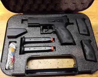 Pistole Sphinx SDP Compact Kaliber 9x19mm