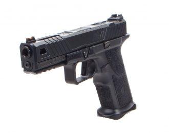 Pistole, ZEV Technologies, OZ9, Kaliber 9x19mm, Schwarz