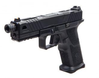 Pistole, ZEV Technologies, OZ9, Kaliber 9x19mm, Schwarz Gewindelauf