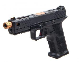 Pistole, ZEV Technologies, OZ9, Kaliber 9x19mm, Bronce Gewindelauf